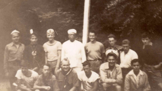 Early 1930s Camp Staff