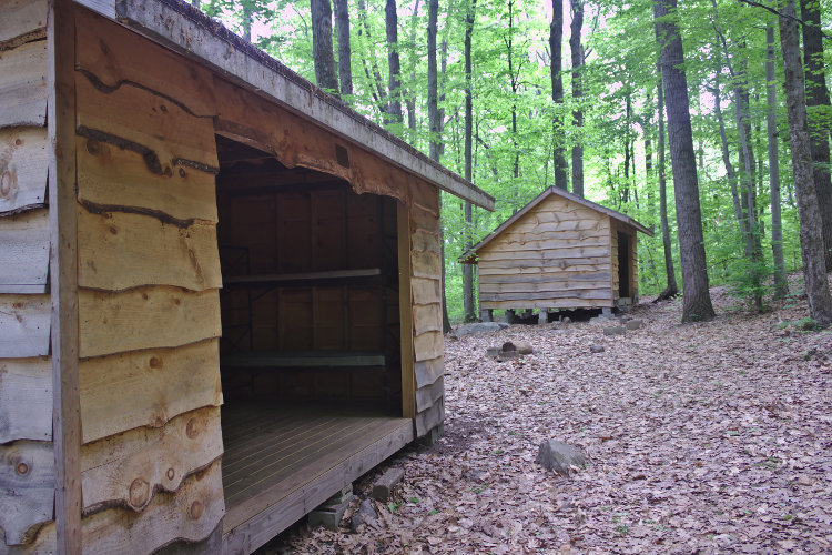 Short Term Shelters : Adirondack shelters